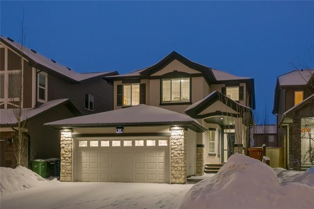 35 Cranarch Landing SE, Calgary, AB T3M 0Z5 (#C4227148) :: The Cliff Stevenson Group