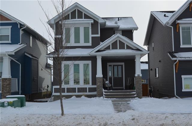 111 River Heights Drive, Cochrane, AB T4C 0Y1 (#C4227154) :: Redline Real Estate Group Inc