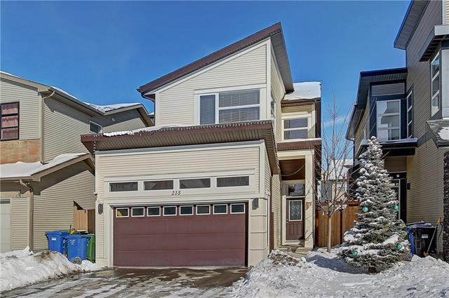 215 Walden Mews SE, Calgary, AB  (#C4228168) :: Redline Real Estate Group Inc