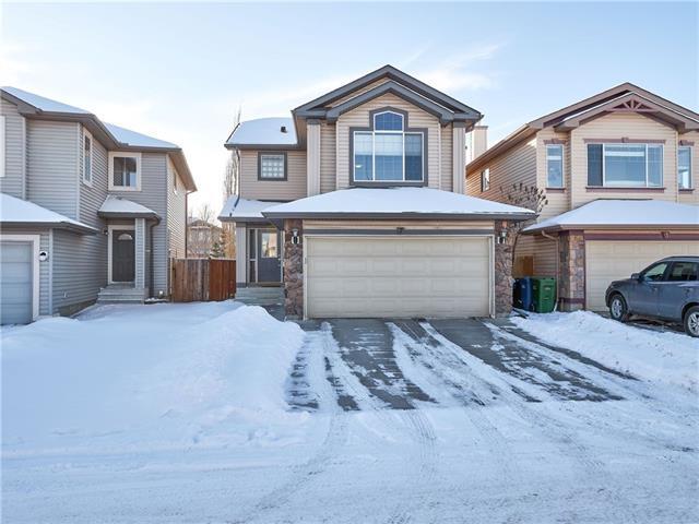 7 Tuscany Meadows Heath NW, Calgary, AB T3L 2T8 (#C4228172) :: Redline Real Estate Group Inc