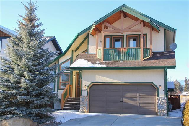 430 Grotto Road, Canmore, AB T1W 1J2 (#C4228180) :: Redline Real Estate Group Inc