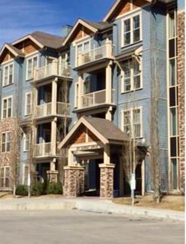 201 Sunset Drive #418, Cochrane, AB T4C 0H5 (#C4228192) :: Redline Real Estate Group Inc