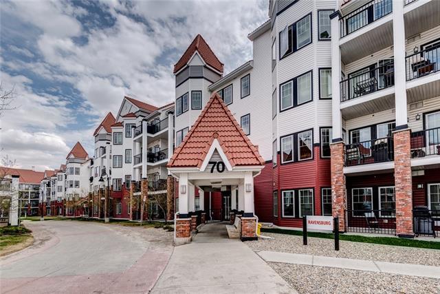 70 Royal Oak Plaza NW #420, Calgary, AB  (#C4228198) :: The Cliff Stevenson Group