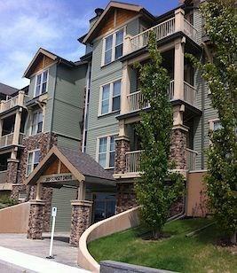 205 Sunset Drive #310, Cochrane, AB  (#C4228199) :: Redline Real Estate Group Inc
