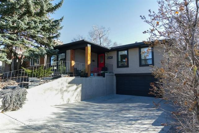 6243 Silver Springs Hill(S) NW, Calgary, AB T3B 3E5 (#C4228201) :: Redline Real Estate Group Inc