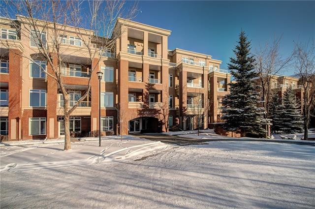 10 Hemlock Crescent SW #205, Calgary, AB T3C 2Z1 (#C4228209) :: Redline Real Estate Group Inc