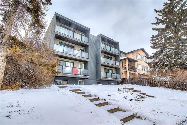 2722 17 Avenue SW #204, Calgary, AB T3E 0A7 (#C4228215) :: Redline Real Estate Group Inc