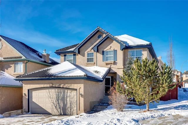 138 Edgeridge Circle NW, Calgary, AB T3A 6H9 (#C4228230) :: The Cliff Stevenson Group
