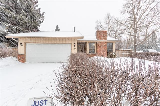 315 Ranch Estates Drive NW, Calgary, AB T1Y 6N1 (#C4228244) :: The Cliff Stevenson Group