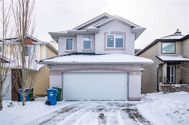 169 Tuscany Meadows Close NW, Calgary, AB T3L 2M9 (#C4228253) :: Redline Real Estate Group Inc