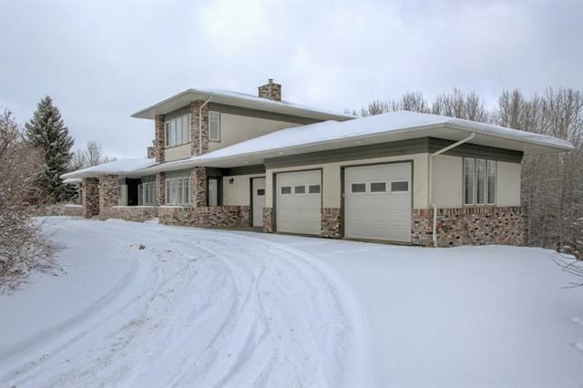 20 Wolfwillow Lane, Rural Rocky View County, AB T3Z 1A8 (#C4228266) :: Canmore & Banff