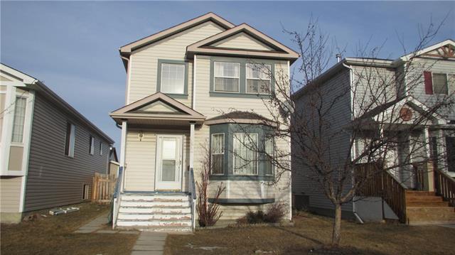 5332 Martin Crossing Drive NE, Calgary, AB T3J 3T2 (#C4228267) :: Redline Real Estate Group Inc