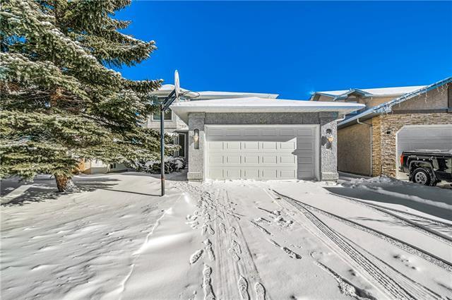 180 Sandringham Close NW, Calgary, AB T3K 3W9 (#C4228273) :: Redline Real Estate Group Inc