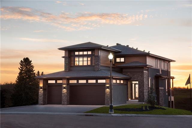 496 Discovery Place SW, Calgary, AB T3H 4N7 (#C4228281) :: The Cliff Stevenson Group