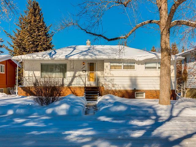 3416 Exshaw Road NW, Calgary, AB T2M 4G2 (#C4228316) :: Canmore & Banff