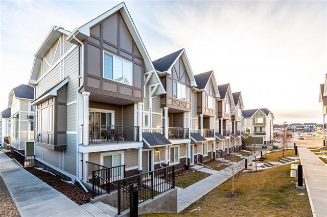 210 Nolanlake Villa(S) NW, Calgary, AB T3R 0Z7 (#C4228319) :: The Cliff Stevenson Group