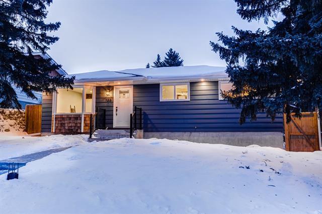 708 Sherman Avenue SW, Calgary, AB T2W 0N2 (#C4228334) :: Calgary Homefinders