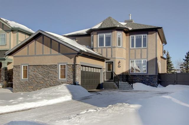 71 Wentworth Manor SW, Calgary, AB T3H 5K5 (#C4228346) :: The Cliff Stevenson Group