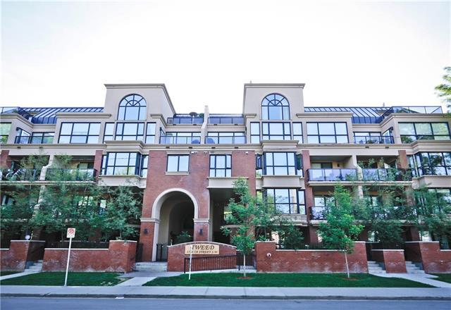 1730 5A Street SW #406, Calgary, AB T2S 2E9 (#C4228352) :: The Cliff Stevenson Group