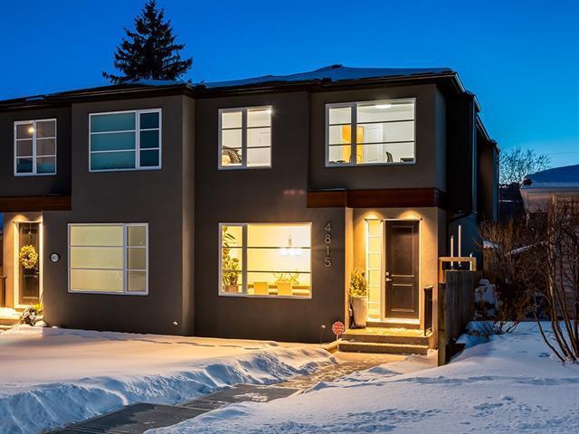 4815 21 Avenue NW, Calgary, AB T3B 0W8 (#C4228377) :: Redline Real Estate Group Inc