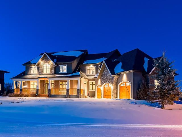 111 Leighton Lane, Rural Rocky View County, AB T3Z 0A2 (#C4228386) :: The Cliff Stevenson Group