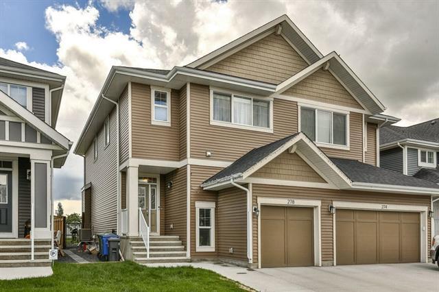 278 River Heights Crescent, Cochrane, AB T4C 0V2 (#C4228397) :: Redline Real Estate Group Inc
