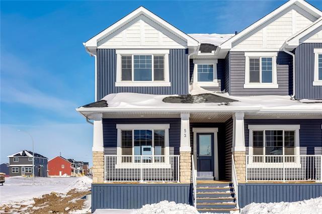 52 Red Embers Manor NE, Calgary, AB  (#C4228459) :: Redline Real Estate Group Inc