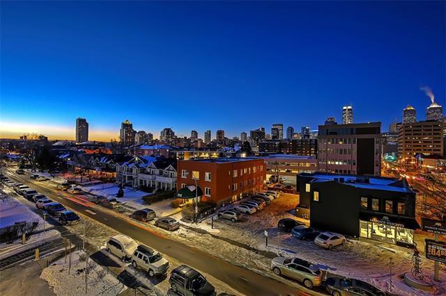 505 19 Avenue SW #401, Calgary, AB T2S 0E3 (#C4228468) :: Calgary Homefinders