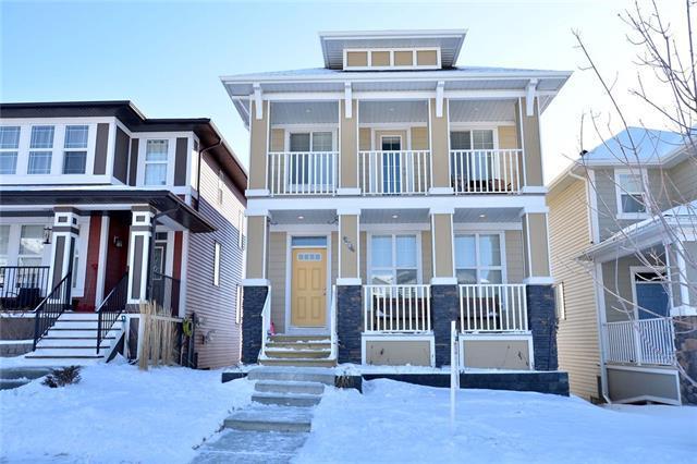 24 Heritage Boulevard, Cochrane, AB  (#C4228498) :: Calgary Homefinders