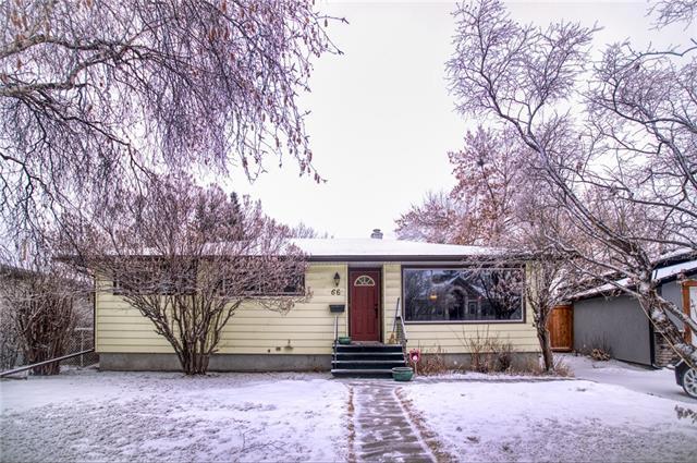 66 Mayfair Road SW, Calgary, AB T2V 1Y9 (#C4228504) :: Redline Real Estate Group Inc