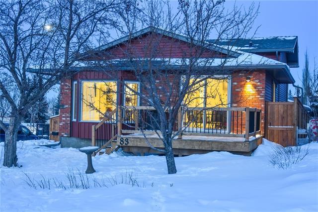83 Beaconsfield Close NW, Calgary, AB T3K 1X5 (#C4228518) :: Calgary Homefinders