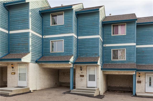 919 38 Street NE #403, Calgary, AB T2A 6E1 (#C4228576) :: Calgary Homefinders