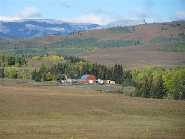 SW 26-14-2W5 144001 Hwy 22, Rural Ranchland M.D., AB T0L 1R0 (#C4228580) :: Redline Real Estate Group Inc