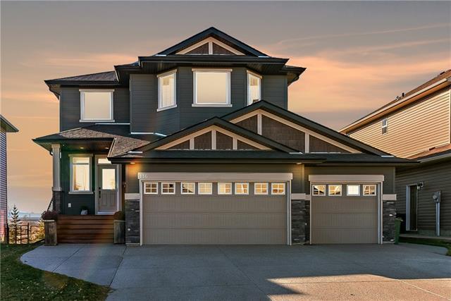 146 Drake Landing Terrace, Okotoks, AB T1S 0H1 (#C4228595) :: Redline Real Estate Group Inc