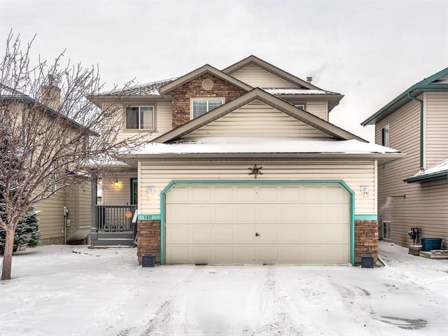 140 Fairways Drive NW, Airdrie, AB T4B 2P5 (#C4228613) :: Calgary Homefinders