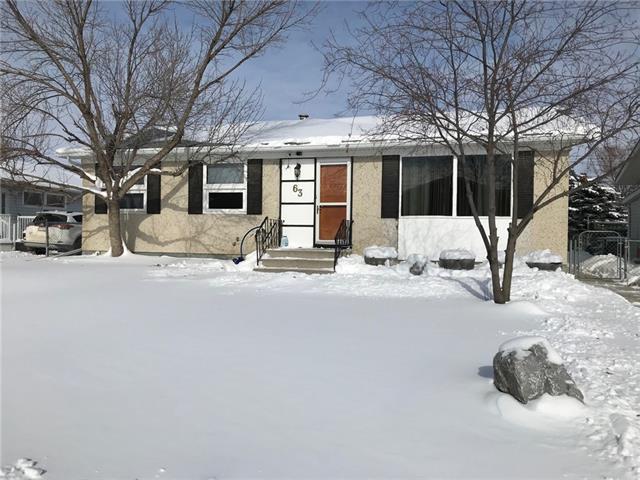 63 Cedar Crescent, Drumheller, AB T0J 0Y7 (#C4228629) :: Redline Real Estate Group Inc