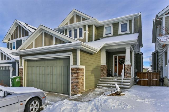 115 Ridge View Close, Cochrane, AB T4C 0P8 (#C4228648) :: Redline Real Estate Group Inc