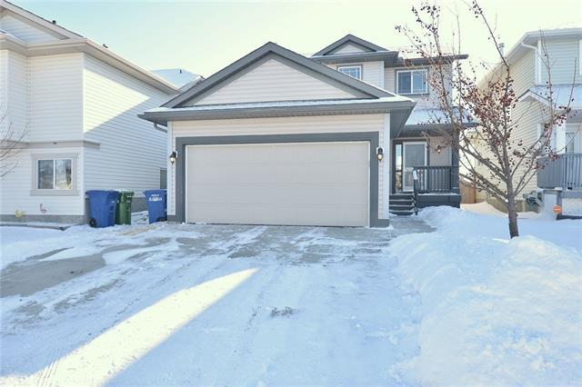 37 Creek Springs Road NW, Airdrie, AB T4B 2V5 (#C4228681) :: Calgary Homefinders