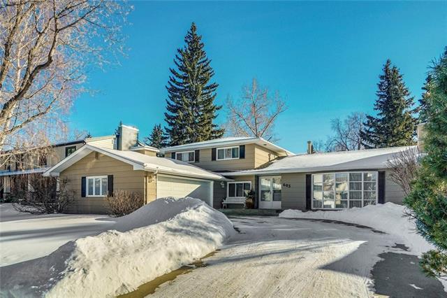 603 Willow Brook Drive SE, Calgary, AB T2J 1N6 (#C4228729) :: The Cliff Stevenson Group