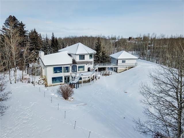 39 Equestrian Drive, Rural Rocky View County, AB T3R 1C9 (#C4228748) :: Redline Real Estate Group Inc