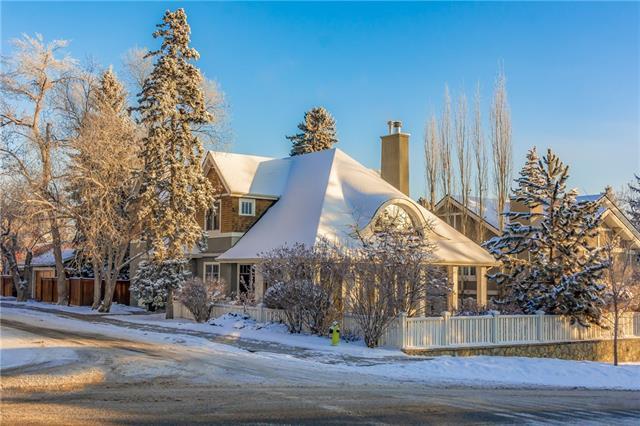 3636 8 Street SW, Calgary, AB T2T 3A7 (#C4228833) :: Redline Real Estate Group Inc