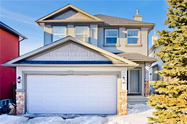 26 Saddlecrest Close NE, Calgary, AB T3J 5B5 (#C4228862) :: The Cliff Stevenson Group
