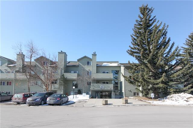80 Glamis Drive SW #3203, Calgary, AB T3E 6T7 (#C4228871) :: Redline Real Estate Group Inc