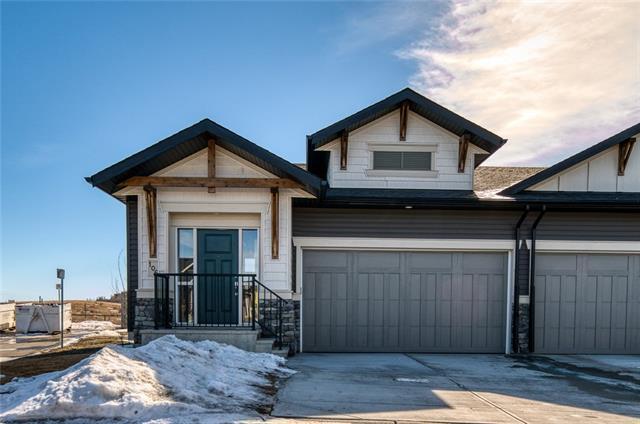 55 Fireside Circle #106, Cochrane, AB T4C 2P5 (#C4228887) :: Redline Real Estate Group Inc