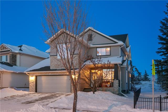 25 Crystal Green Drive, Okotoks, AB  (#C4228899) :: The Cliff Stevenson Group