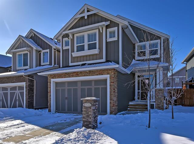 1187 Williamstown Boulevard NW, Airdrie, AB T4B 3R2 (#C4228920) :: Redline Real Estate Group Inc