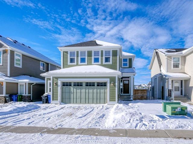214 Ridge View Green, Cochrane, AB T4C 0J1 (#C4228951) :: Redline Real Estate Group Inc