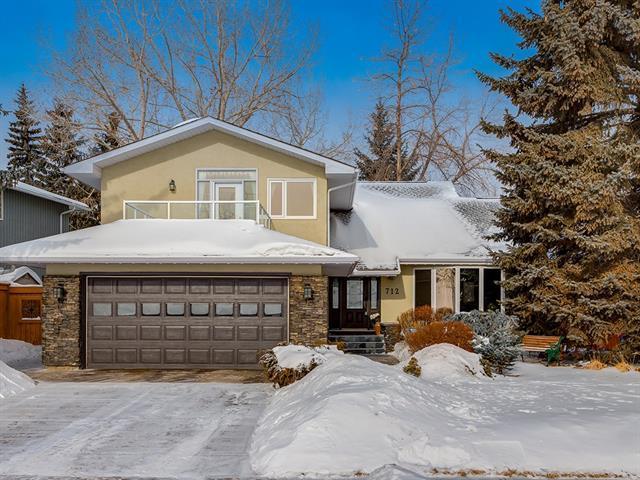 712 Parkridge Drive SE, Calgary, AB T2J 5E8 (#C4228981) :: Calgary Homefinders