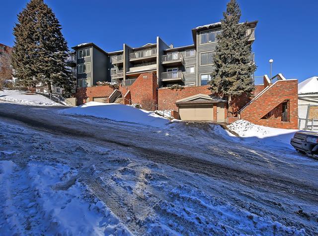 420 3 Avenue NE #209, Calgary, AB T2E 0H6 (#C4229083) :: The Cliff Stevenson Group