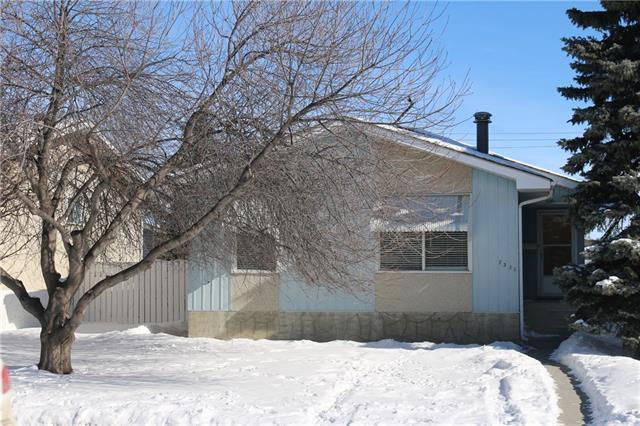 7328 Huntley Road NE, Calgary, AB T2K 4Z4 (#C4229093) :: The Cliff Stevenson Group